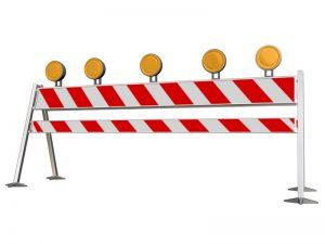 Barricada GEACO FINCAS