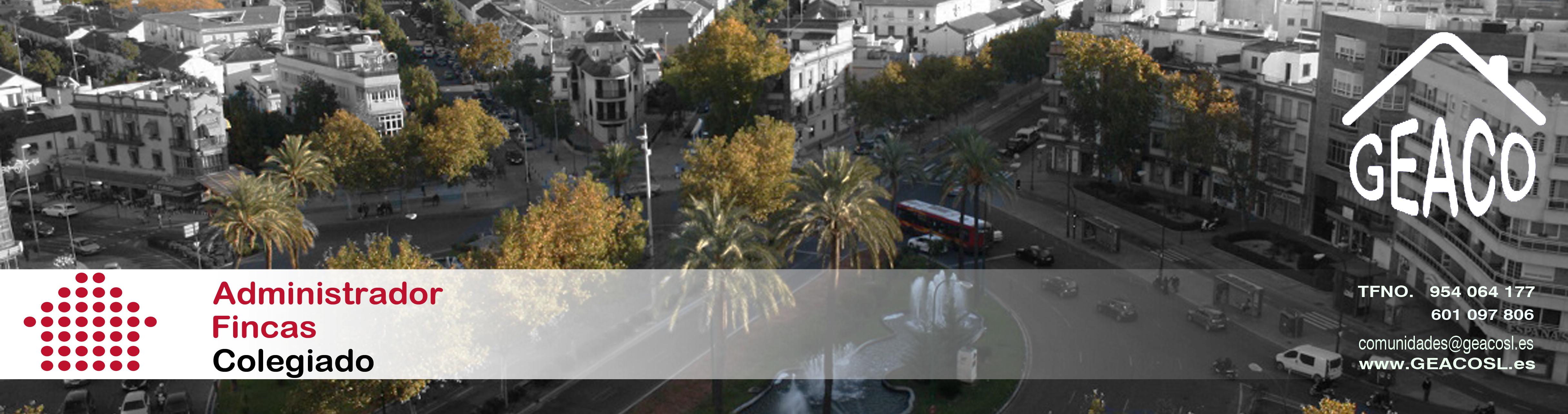 Portada GEACO administracion de fincas Sevilla